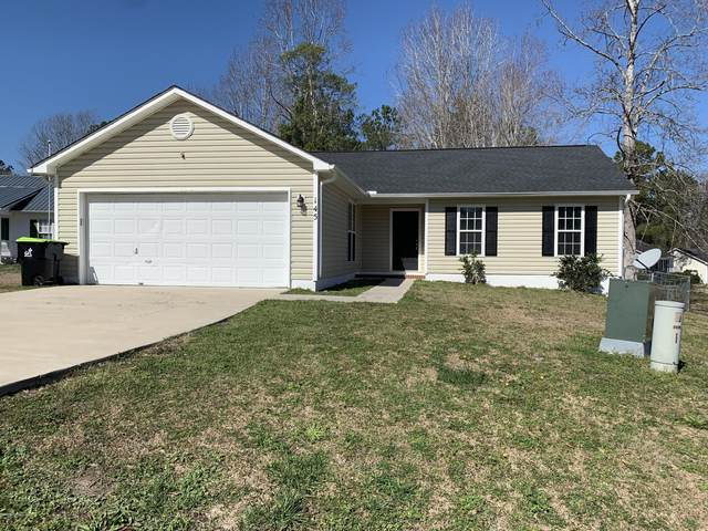 145 Sweetwater Drive, Jacksonville, NC 28540 (MLS #100203789) :: The Keith Beatty Team