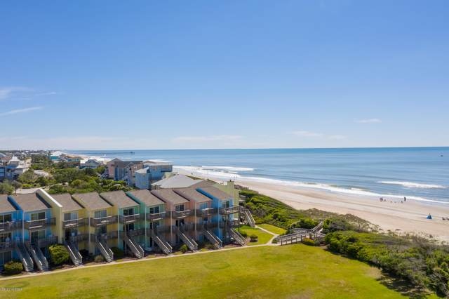 8801 Reed Drive 614W, Emerald Isle, NC 28594 (MLS #100203797) :: David Cummings Real Estate Team