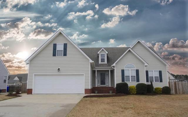 2004 Cherrytree Lane, Winterville, NC 28590 (MLS #100203963) :: Courtney Carter Homes