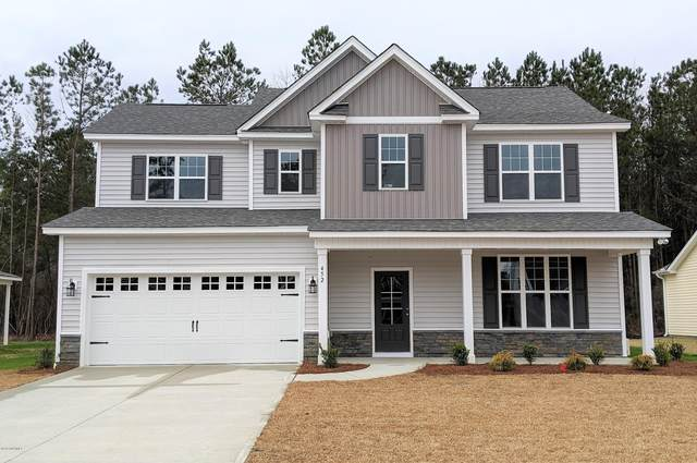 452 Jasmine Way, Burgaw, NC 28425 (MLS #100204155) :: Donna & Team New Bern
