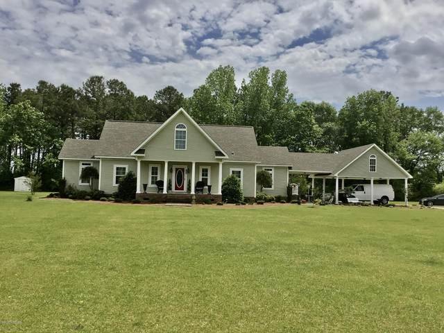 747 W Pleasant Hill Road, Pink Hill, NC 28572 (MLS #100204239) :: The Keith Beatty Team