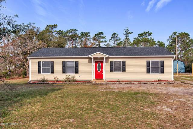 89 Crown Point Road, Hubert, NC 28539 (MLS #100204259) :: Frost Real Estate Team