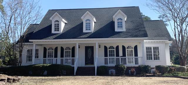 3411 Queensferry Drive NW, Wilson, NC 27896 (MLS #100204681) :: Coldwell Banker Sea Coast Advantage