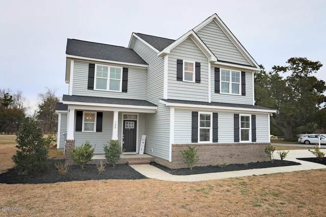 120 Christina Maria Way, Cedar Point, NC 28584 (MLS #100204743) :: Barefoot-Chandler & Associates LLC