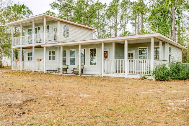 209 Royal Palm Way, Holly Ridge, NC 28445 (MLS #100204815) :: The Bob Williams Team