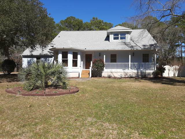 2033 Duck Haven Avenue SW, Supply, NC 28462 (MLS #100204989) :: RE/MAX Essential
