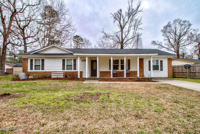 205 Southgate Road, Wilmington, NC 28412 (MLS #100205211) :: The Keith Beatty Team