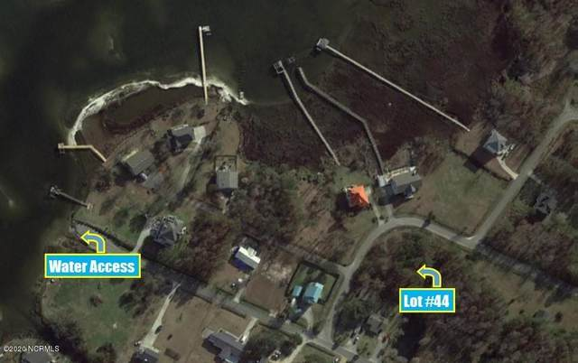 44 Topsail Watch Drive, Hampstead, NC 28443 (MLS #100205610) :: The Chris Luther Team