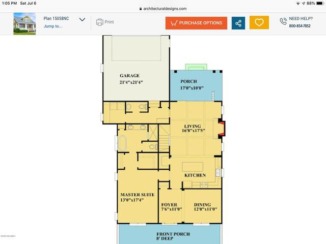 106 Grist Mill Road, Hampstead, NC 28443 (MLS #100205769) :: RE/MAX Essential