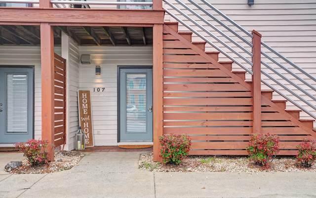 1507 Military Cutoff Road #107, Wilmington, NC 28403 (MLS #100206611) :: Frost Real Estate Team