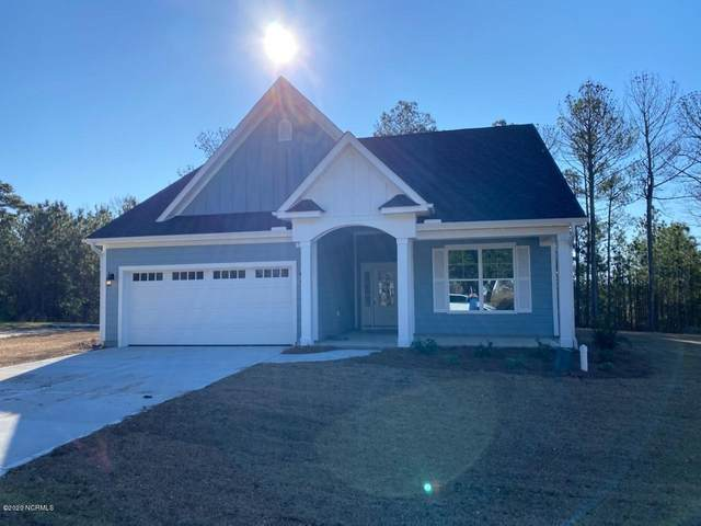 111 Everett Park Trail, Holly Ridge, NC 28445 (MLS #100206691) :: The Keith Beatty Team