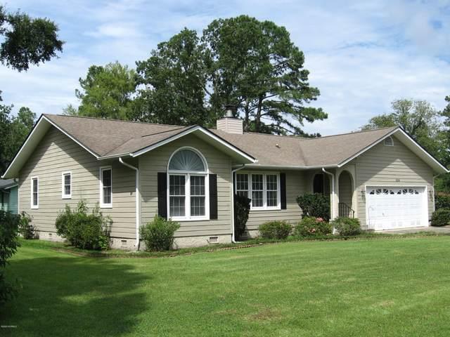 804 Plantation Drive, New Bern, NC 28562 (MLS #100206696) :: Donna & Team New Bern