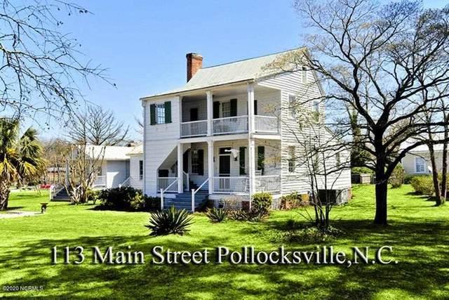113 Main Street, Pollocksville, NC 28573 (MLS #100207589) :: Liz Freeman Team