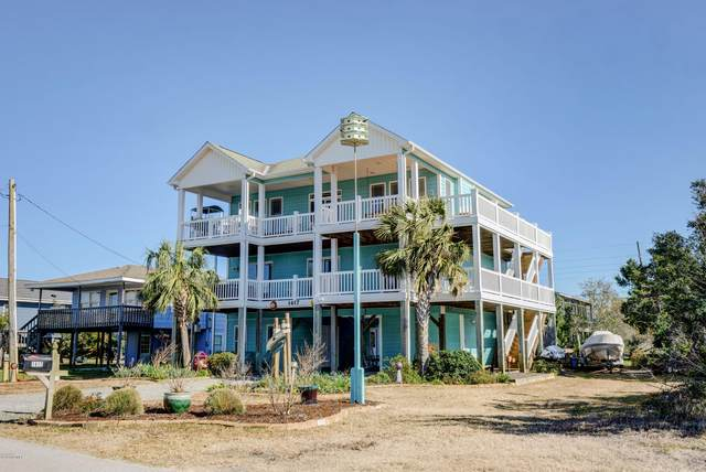 1417 Carolina Boulevard, Topsail Beach, NC 28445 (MLS #100207719) :: Frost Real Estate Team