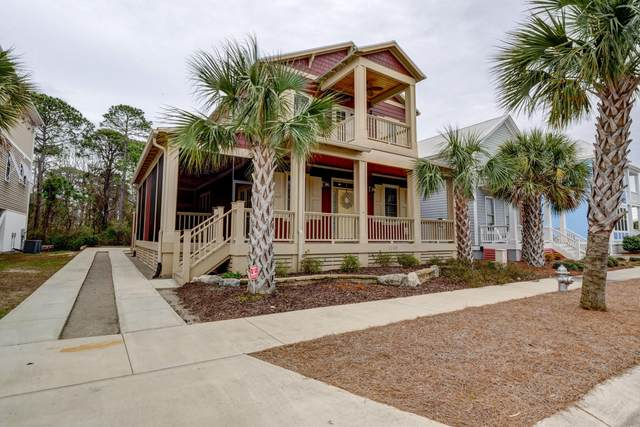 1309 Pinfish Lane, Carolina Beach, NC 28428 (MLS #100208040) :: Vance Young and Associates