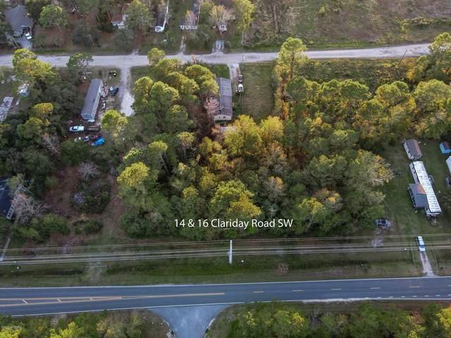 1263 Clariday Road SW, Calabash, NC 28467 (MLS #100208174) :: CENTURY 21 Sweyer & Associates