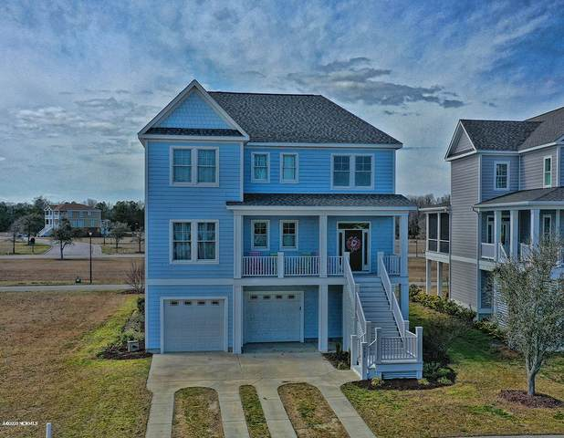 508 Cannonsgate Drive, Newport, NC 28570 (MLS #100208216) :: Courtney Carter Homes