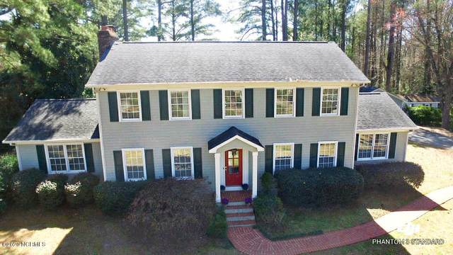 231 Country Club Drive, Greenville, NC 27834 (MLS #100208511) :: Berkshire Hathaway HomeServices Prime Properties