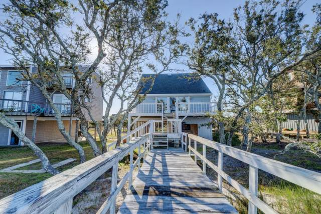 1128 N Anderson Boulevard, Topsail Beach, NC 28445 (MLS #100208605) :: Stancill Realty Group