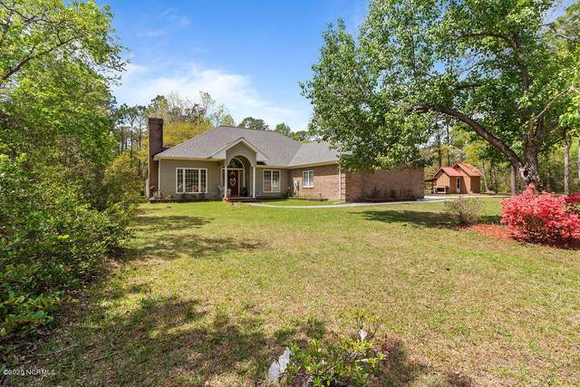248 Weathersbee Drive, Hampstead, NC 28443 (MLS #100208769) :: Stancill Realty Group