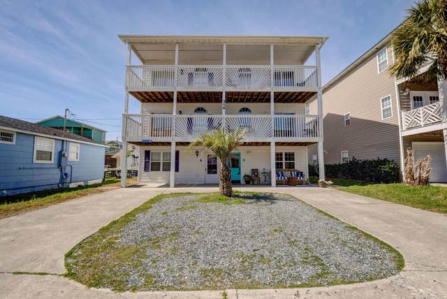 314 Fort Fisher Boulevard S B, Kure Beach, NC 28449 (MLS #100208903) :: RE/MAX Essential