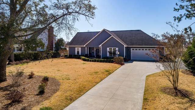 543 Deer Creek Drive, Cape Carteret, NC 28584 (MLS #100209285) :: Barefoot-Chandler & Associates LLC