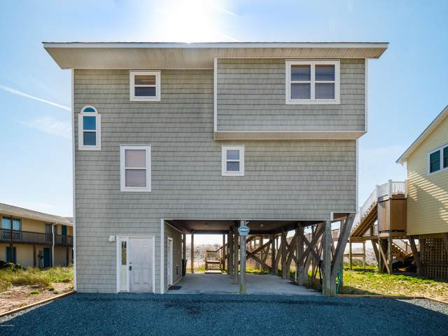 1415 Ocean Boulevard, Topsail Beach, NC 28445 (MLS #100209664) :: Vance Young and Associates