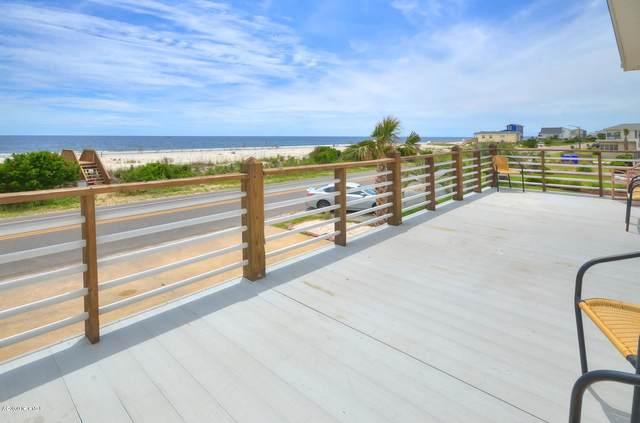 2914 E Beach Drive, Oak Island, NC 28465 (MLS #100209870) :: Berkshire Hathaway HomeServices Myrtle Beach Real Estate