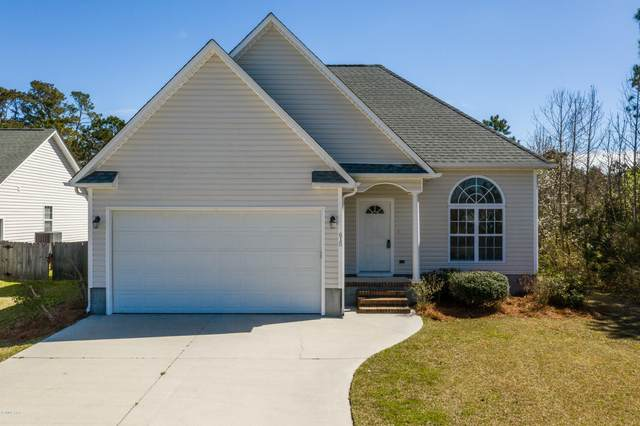 615 Flybridge Lane, Beaufort, NC 28516 (MLS #100209928) :: The Keith Beatty Team