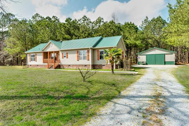 619 Cotton Patch Road, Chocowinity, NC 27817 (MLS #100210142) :: The Keith Beatty Team