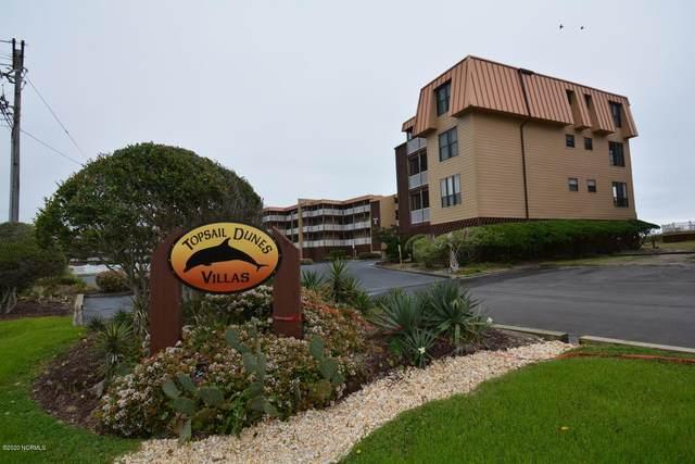 1822 New River Inlet Road #1204, North Topsail Beach, NC 28460 (MLS #100210265) :: The Bob Williams Team