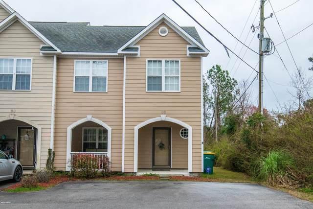 98 Mccain Lane #4, Swansboro, NC 28584 (MLS #100210314) :: Courtney Carter Homes