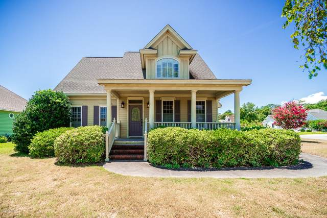 103 Magens Way, Cedar Point, NC 28584 (MLS #100210687) :: Vance Young and Associates