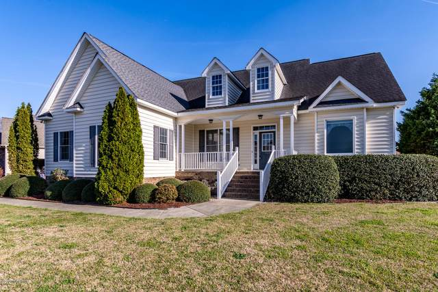 1123 Timber Drive, Greenville, NC 27858 (MLS #100210705) :: Courtney Carter Homes