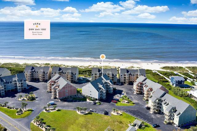 1000 Caswell Beach Road #1202, Oak Island, NC 28465 (MLS #100210965) :: The Bob Williams Team