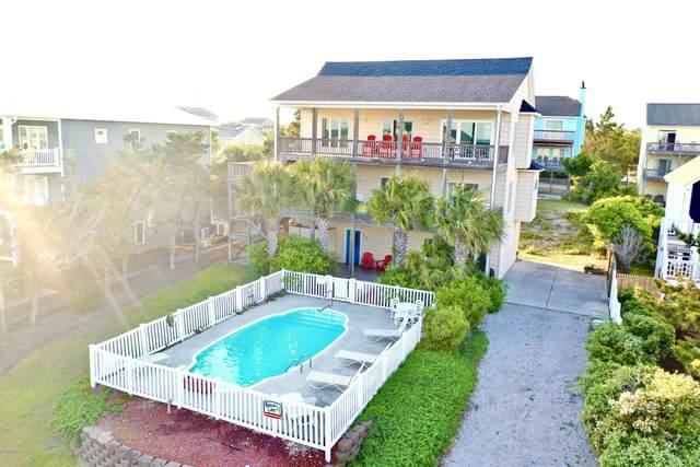 5408 Ocean Drive, Emerald Isle, NC 28594 (MLS #100210997) :: The Keith Beatty Team