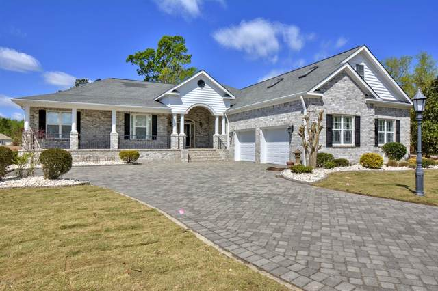 1022 Middleton Drive NW, Calabash, NC 28467 (MLS #100211045) :: Frost Real Estate Team
