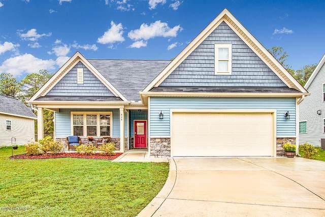 848 Heart Wood Loop Road NE, Leland, NC 28451 (MLS #100211129) :: RE/MAX Essential