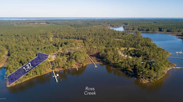 Lot 60 Shipwreck Drive, Belhaven, NC 27810 (MLS #100211233) :: Frost Real Estate Team