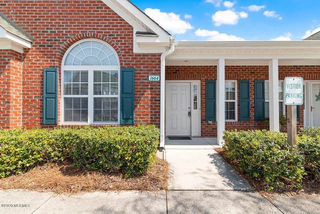 1664 Honeybee Lane, Wilmington, NC 28412 (MLS #100211311) :: The Bob Williams Team
