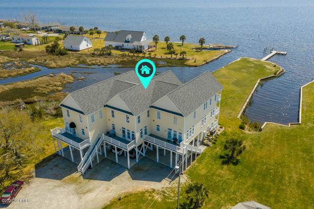 134 Water Lane B, Newport, NC 28570 (MLS #100211525) :: David Cummings Real Estate Team