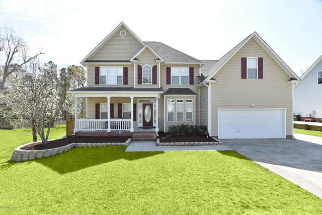 215 Middle Ridge Drive, Hubert, NC 28539 (MLS #100211668) :: Courtney Carter Homes