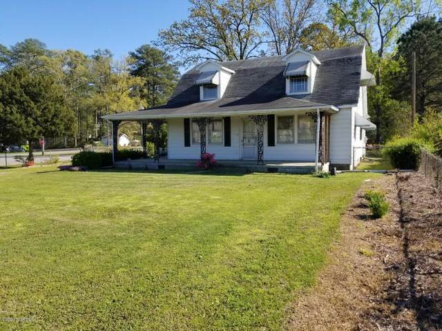 2705 Sunset Avenue, Rocky Mount, NC 27804 (MLS #100212034) :: David Cummings Real Estate Team