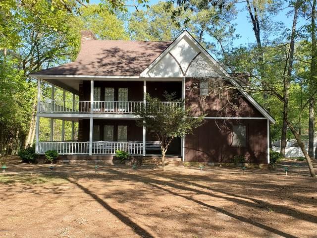 24 Scott Place, Clinton, NC 28328 (MLS #100212307) :: CENTURY 21 Sweyer & Associates