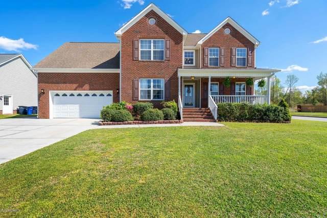 305 Windham Lane, Jacksonville, NC 28540 (MLS #100212328) :: Courtney Carter Homes