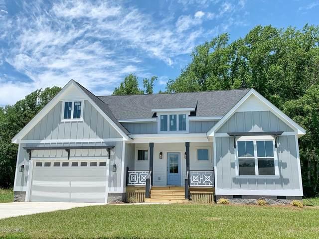 596 W Burton Farm Drive, Minnesott Beach, NC 28510 (MLS #100212474) :: Carolina Elite Properties LHR