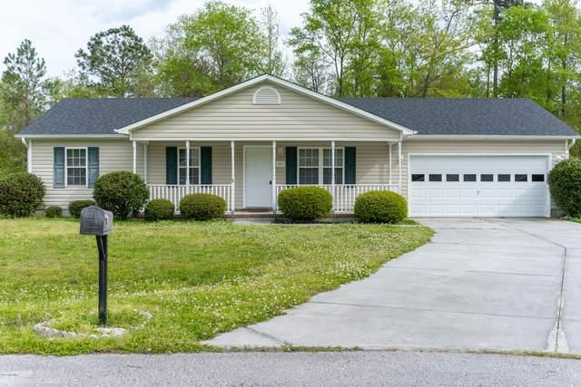 105 Jacob Court, Jacksonville, NC 28540 (MLS #100212692) :: Berkshire Hathaway HomeServices Hometown, REALTORS®