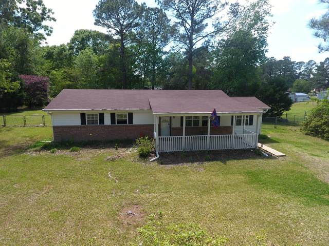 3615 River Road, Vanceboro, NC 28586 (MLS #100212723) :: The Chris Luther Team