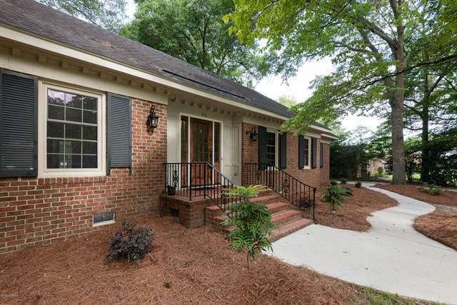 214 Churchill Drive, Greenville, NC 27858 (MLS #100213038) :: The Tingen Team- Berkshire Hathaway HomeServices Prime Properties