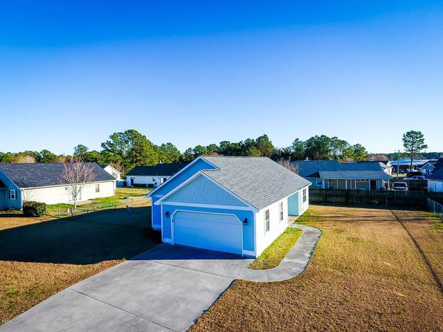 104 Parnell Road, Hubert, NC 28539 (MLS #100213393) :: The Tingen Team- Berkshire Hathaway HomeServices Prime Properties